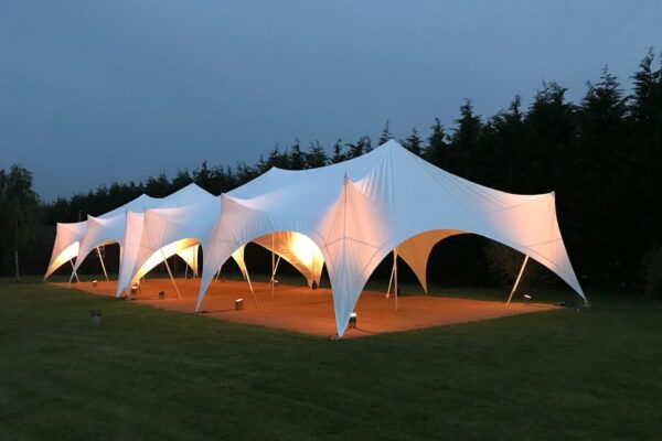 Only £150 Per Marquee