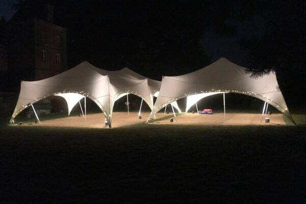 Only £200 Per marquee