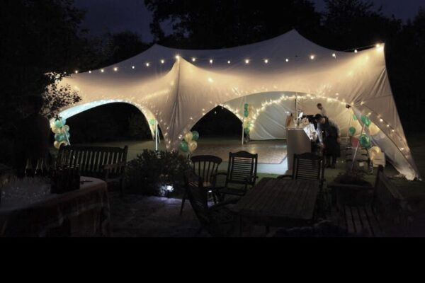Only £75 Per Marquee