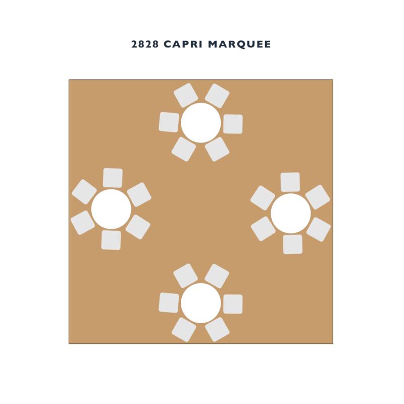 COVID MARQUEE HIRE 3 - 2828 CAPRI MARQUEE